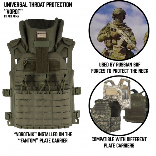 "Universal Throat Protection ""Vorot"""