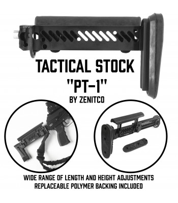 "Tactical Stock ""PT-1"""