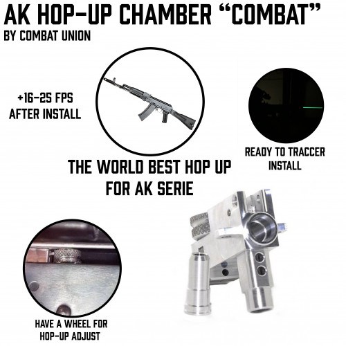 "AK Hop-Up Chamber ""Combat"""