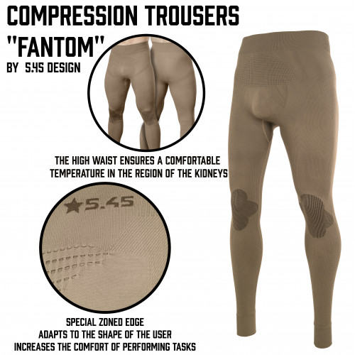 "Compression Trousers ""Fantom"""