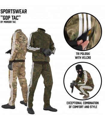 "Tactical Sportswear ""Gop Tac"""