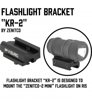 "Flashlight Bracket ""KR-2"""