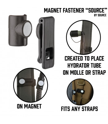 "Magnet Fastener ""Source"""