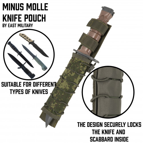 "Knife Pouch ""Minus"""