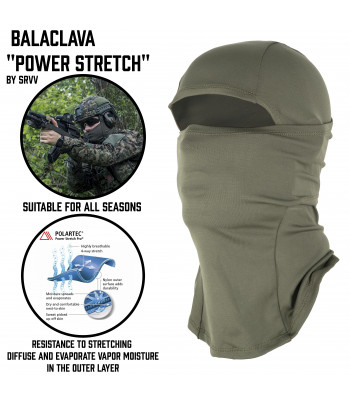"Balaclava ""Power Stretch"""