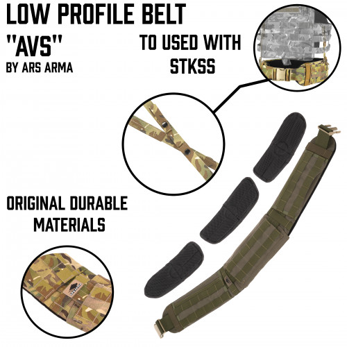 "Low Profile Warbelt ""AVS"""