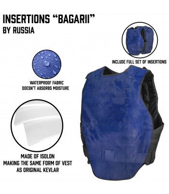 "Insertions ""Bagarii"""