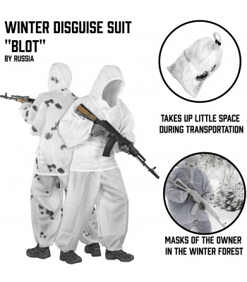 "Winter Masking Suit ""Blot"""
