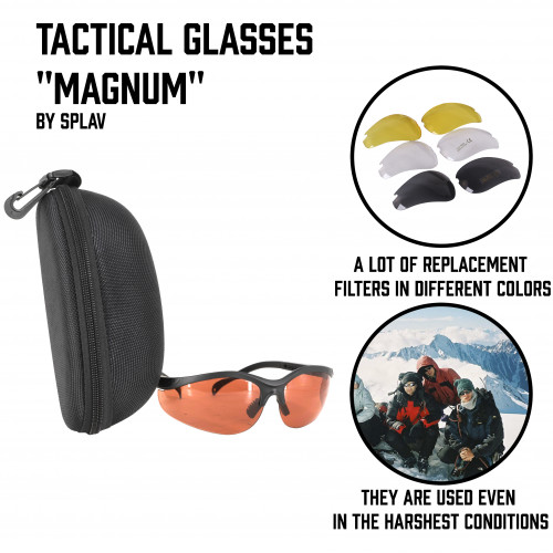 "Protective Goggles ""Magnum"""