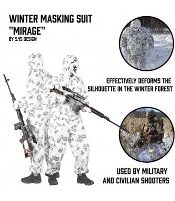 "Winter Masking Suit ""Mirage"""