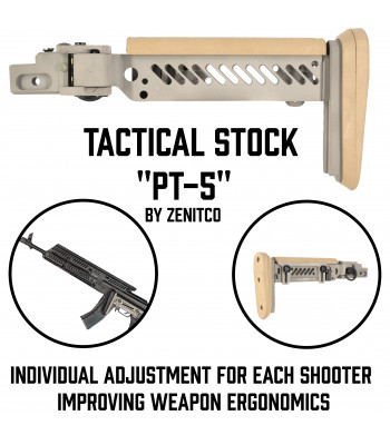 "Tactical Stock ""PT-5"""