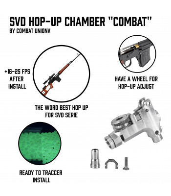 SVD Hop-Up Chamber