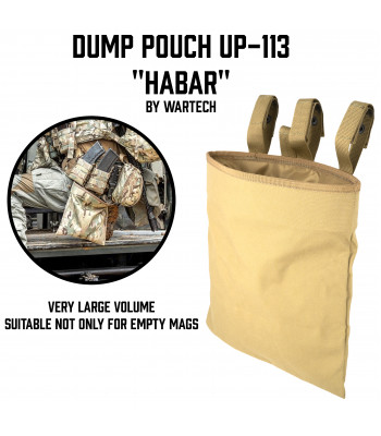 "Dump Pouch ""Maroder"" UP-113"