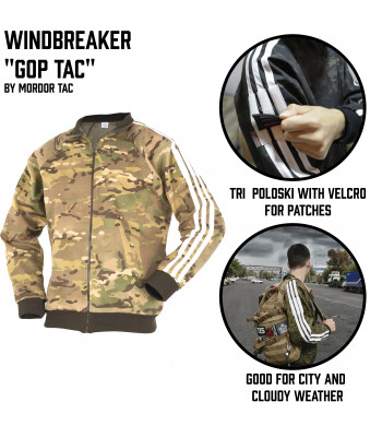 "Windbreaker ""Gop Tac"""