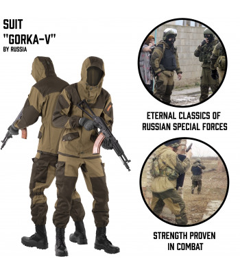 "Suit Gorka ""Recruit"""