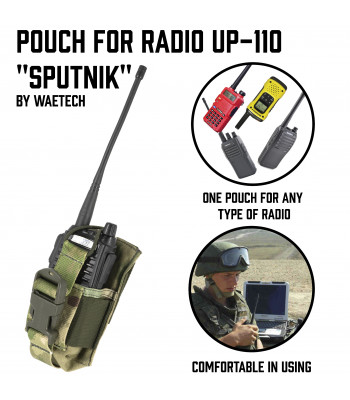 Pouch for Radio UP-110