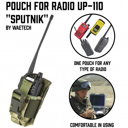 "Pouch for Radio ""Wave"" UP-110"