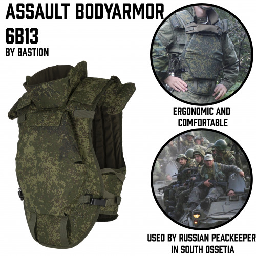 Assault Bodyarmor 6B13