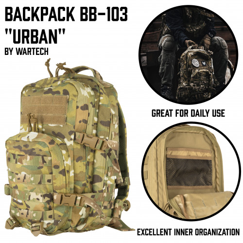 "Backpack ""Urban"" 22L"