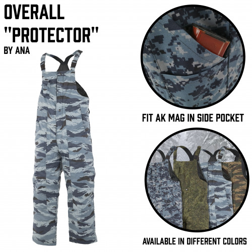 "Overall ""Protector"""
