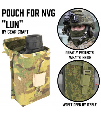 "Pouch for NVG ""Lun"""
