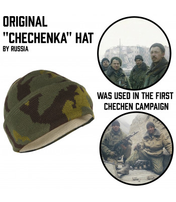 "Hat ""Chechenka Original"""