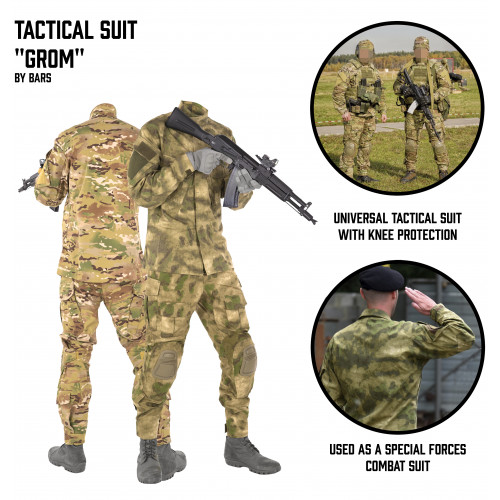 "Tactical Suit ""Grom"""
