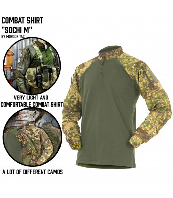 "Light Combat Shirt ""Sochi-M"""