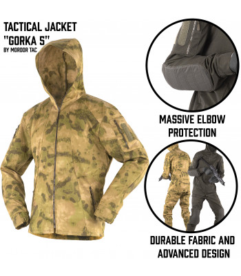 "Tactical Jaсket ""Gorka 5"""