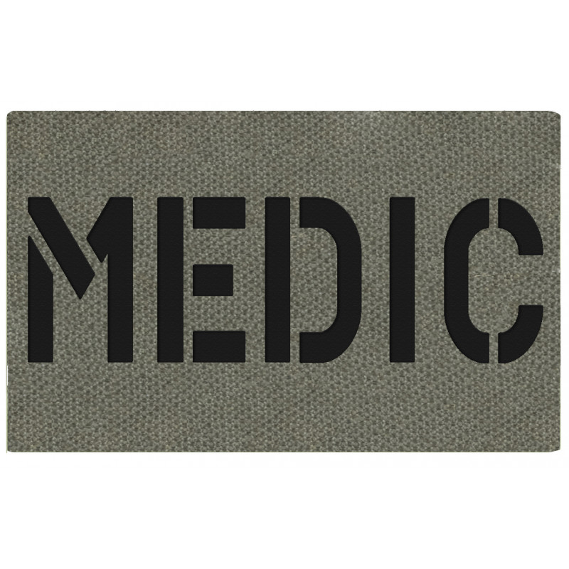 """Call Sign Patch """"Medic"""""""