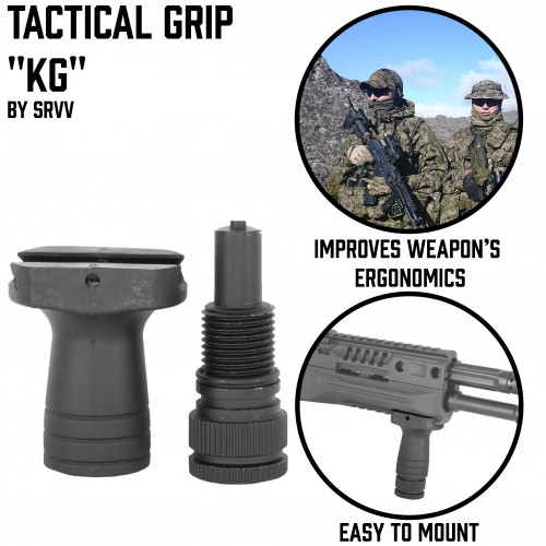 "Tactical Grip ""KG"""