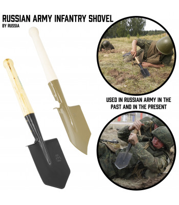 "Russian Army Infantry Shovel ""MPL"""