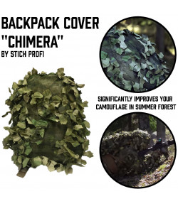 Ghille Cover for Backpack