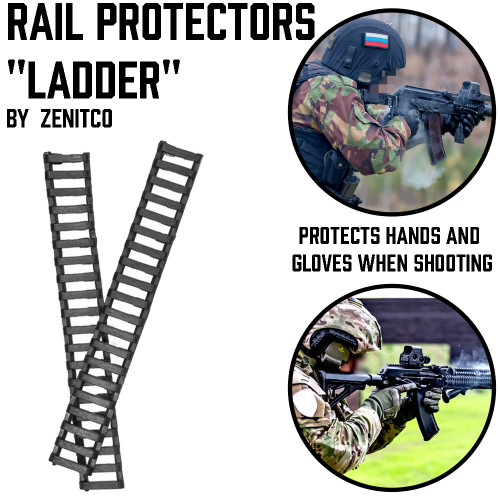 "Rail protectors ""Ladder"""