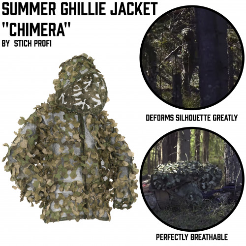 "Ghille Jacket ""Chimera"""