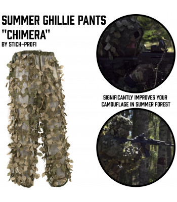 "Ghille Pants ""Chimera"""