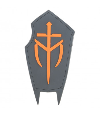 """Mordor Tac"" PVC Patch"
