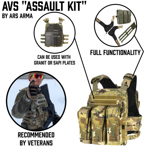 "AVS ""Assault Kit"""