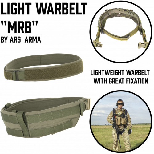"Light Warbelt ""MRB"""