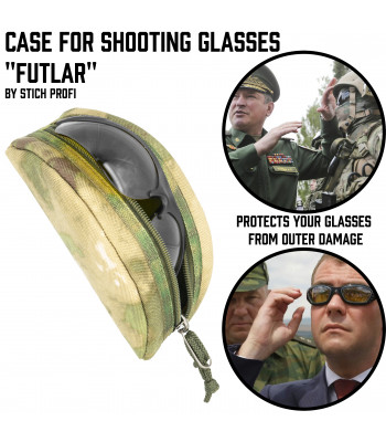 "Case for Shooting Glasses ""Futlar"""