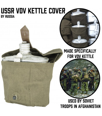 USSR VDV Kettle Cover