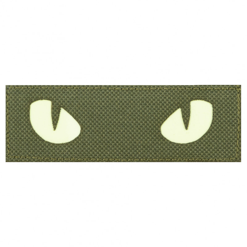 "Glowing Call Sign Patch ""Cat Eyes"""