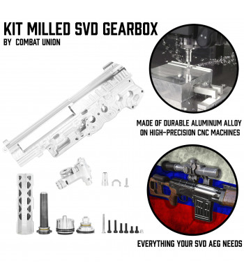 KIT Milled SVD/SVU Gearbox