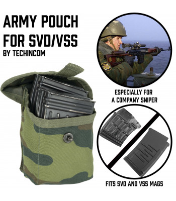 Army Pouch for SVD/VSS