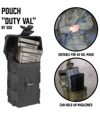 "Pouch ""Duty VAL"""