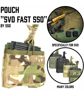 "Pouch ""SVD Fast"""