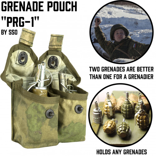 "Grenade Pouch ""PRG-2"""