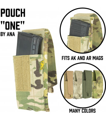 "Pouch ""One"" (Sale)"