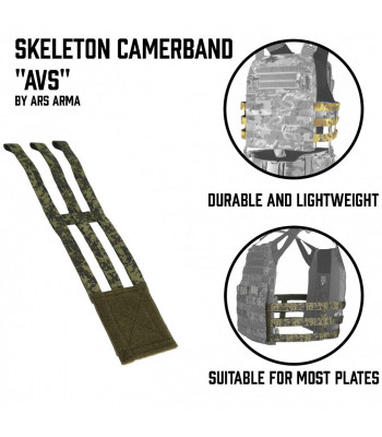 "Skeleton Cammerband ""AVS"""