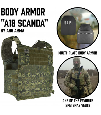 "Bodyarmor ""A-18 Scanda"""